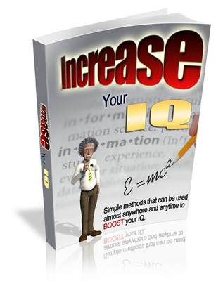 Pay for Increasing Your IQ Ebook MRR