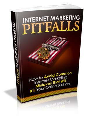 Pay for Internet Marketing Pitfalls Ebook MRR