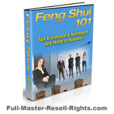 Pay for Feng Shui Ebook With Full Master Resale Rights