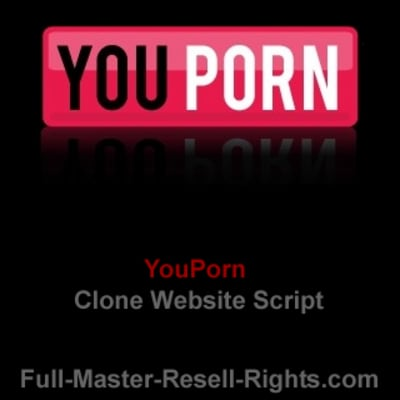 Pay for YouPorn Clone Website Script With Full Master Resale Rights