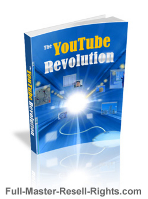 Pay for Ebook - The YouTube Revolution With PLR