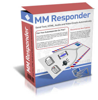 Pay for Multimedia Email Responder Program With Master Resale Rights