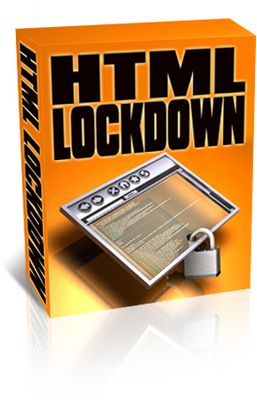 Pay for HTML Lockdown Software - Protection For Your Websites