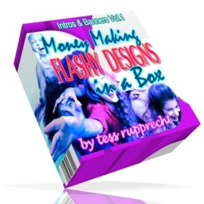 Pay for Money Making Flashy Designs In A Box