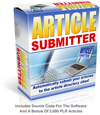 Pay for Auto Article Submission Software With Bonus