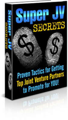 Pay for Super Joint Venture Secrets With MRR