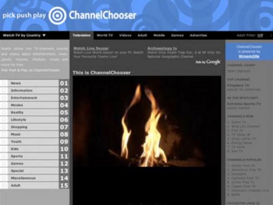 channel chooser