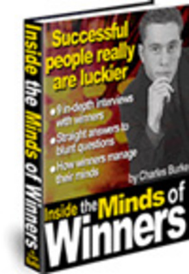 Pay for Inside The Minds Of Winners