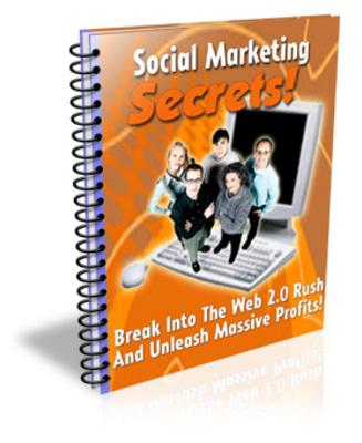 Pay for Social Marketing Secrets - PLR Rights