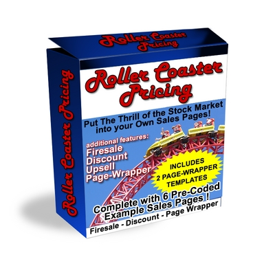 Pay for Roller Coaster Pricing System php Script