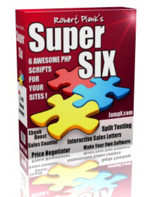 Pay for Super Six Pack - Reseller php Scripts Pack