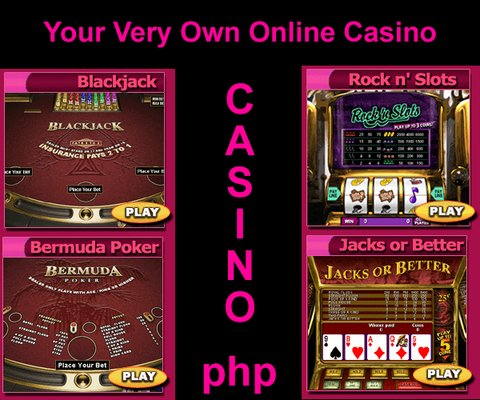 casino script download