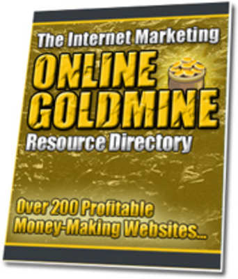Pay for Internet Marketing Goldmine - PLR