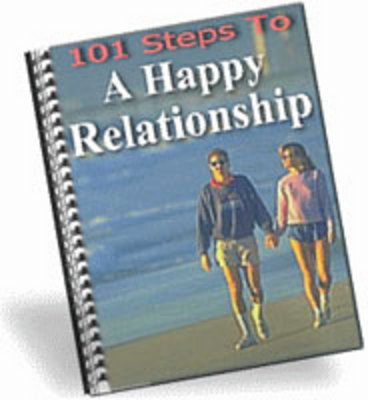 Pay for 101 Steps To A Happy Relationship