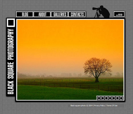 Pay for Photography - Photo Flash Website Template