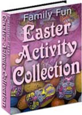 Pay for Family Fun - Easter Activities Collection