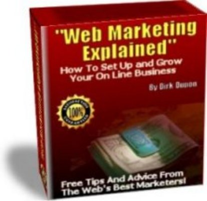 Pay for Web Marketing Explained