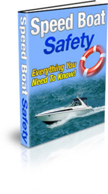 Pay for Speed Boat safety
