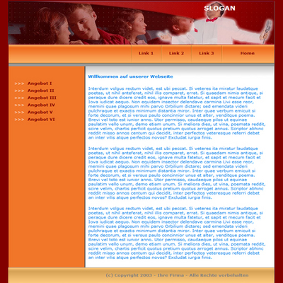 Comedy Comedian Website Template Download Templates Flash
