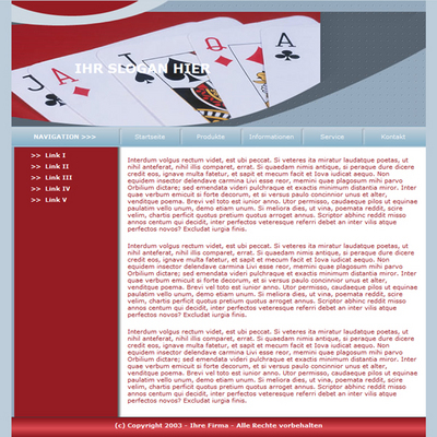 Pay for Cards - Betting - Online Gaming - Casino Website Template