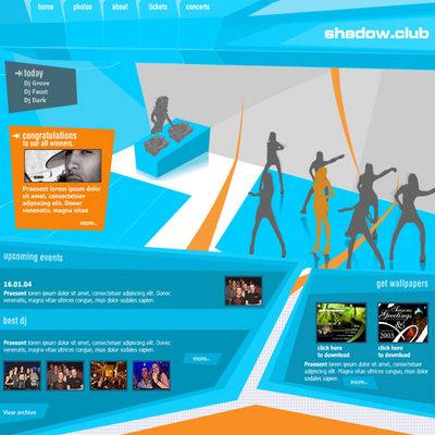 Nightclub - Bar - Hip Hop - Music Website Template - Download Templ...