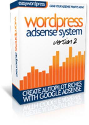 Pay for WordPress Adsense System - PLUS