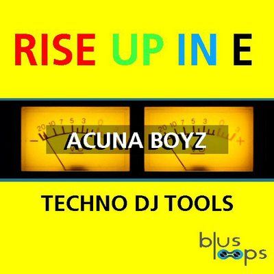 Pay for Rise Up In E Techno DJ Tools Production Mini Pack