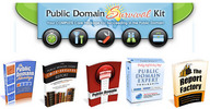 Thumbnail *NEW!* The Public Domain Survival Kit W Master Resell Rights