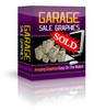 Thumbnail *NEW!* Garage Sale Graphics Master Resell Rights