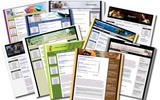 Thumbnail *NEW!* Instant Website Templates Vre Building System MRR