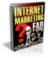 Thumbnail *NEW!* Internet Marketing Faq with Private Label Rights
