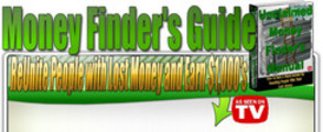 Thumbnail *NEW!* Unclaimed Money Finders Guide  With PLR