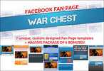 Thumbnail *NEW!* Facebook Fanpage Warchest with PLR