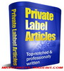 Thumbnail *NEW!* 19000 PLR Articles - Private Label Rights Articles
