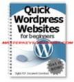 Thumbnail *NEW!* Quick Wordpress Websites for Beginners PLR