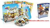 Thumbnail *NEW!* eBay Profit Pack  eBooks Collection Package