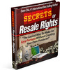 Thumbnail *NEW!* Secrets of Resale Rights - Ewen Chia