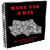 Thumbnail *NEW!*  Make $50 or More Per Day! - MASTER  RESALE RIGHTS