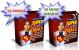 Thumbnail  *NEW!* Super Money Emails Upgraded Version - Master Resale Rights