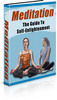 Thumbnail  *NEW!* Meditation: The Guide to Self-Enlightenment - Private Label Rights