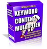 Thumbnail  *NEW!*  Keyword Content Multiplier - Generate Multiple Keyword Relevant Pages -Master Resale Rights