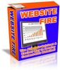 Thumbnail  *NEW!* Website Fire - The Absolute Quickest & Easiest Way to Develop Content Rich Websites! - Private Label Rights