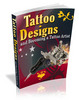 Thumbnail  *NEW!*  Tattoo Designs -Master Resale Rights