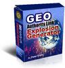Thumbnail  *NEW!*  GEO Authority Link Explosion Generator
