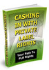 Thumbnail *NEW!* Cashing In With Private Label Rights