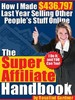 Thumbnail *NEW!* The Super Affiliate Handbook : Download Ebooks