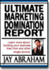 Thumbnail *NEW!*  The Ultimate Market Domination Report