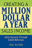Thumbnail  *NEW!* Creating a Million Dollar a Year Sales Income: Sales