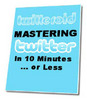 Thumbnail  *NEW!* Mastering Twitter In 10 Minutes Or Less ebook