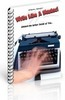 Thumbnail *NEW!* Write Like A Maniac!  - Master Resale Rights